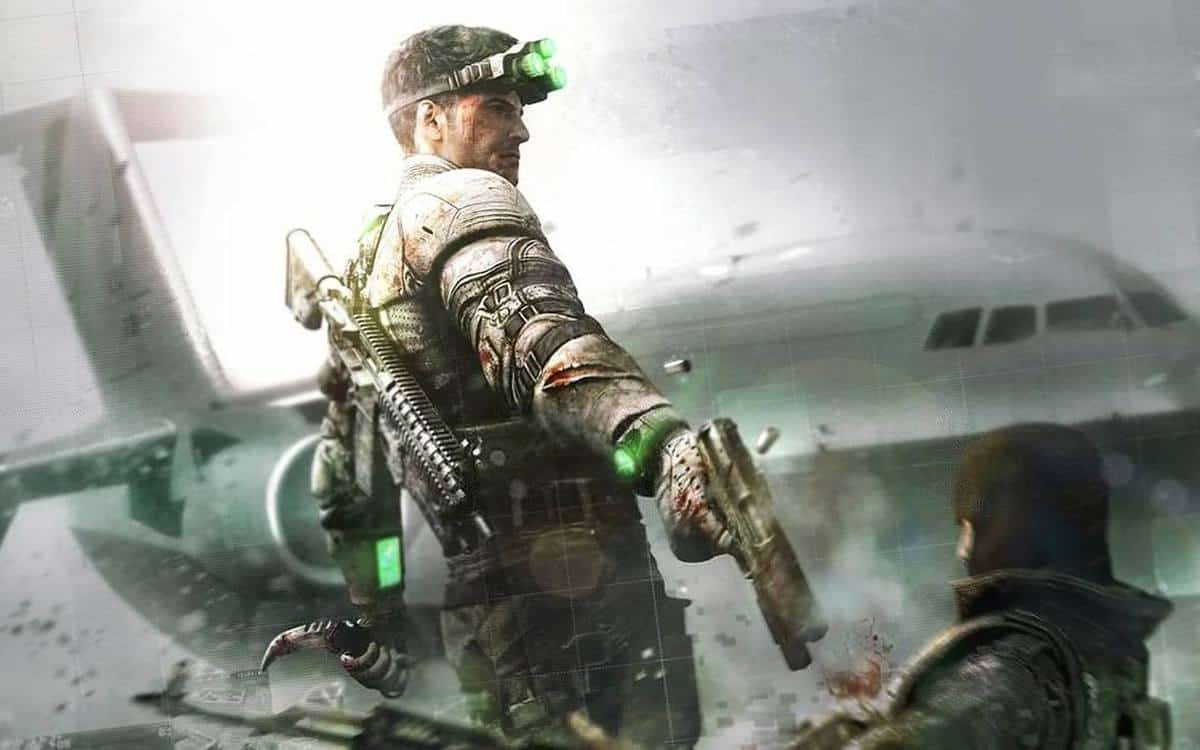 New Splinter Cell title