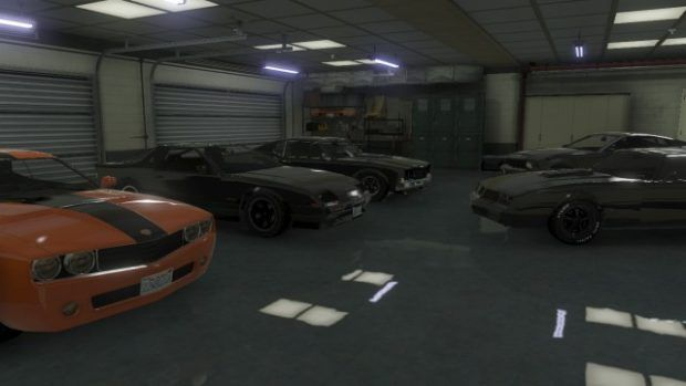 Gta 5 vehicle garages guide how to store vehicles safehouse helipads boats hangars - Site internet garage automobile ...