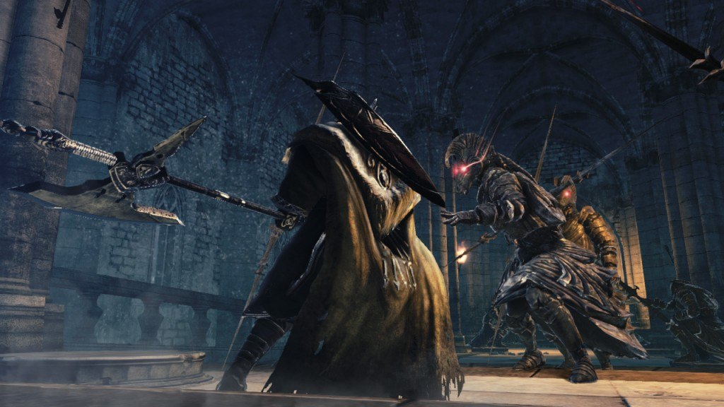 Dark Souls 2: Co-Director Clarifies the Game's Accessibility