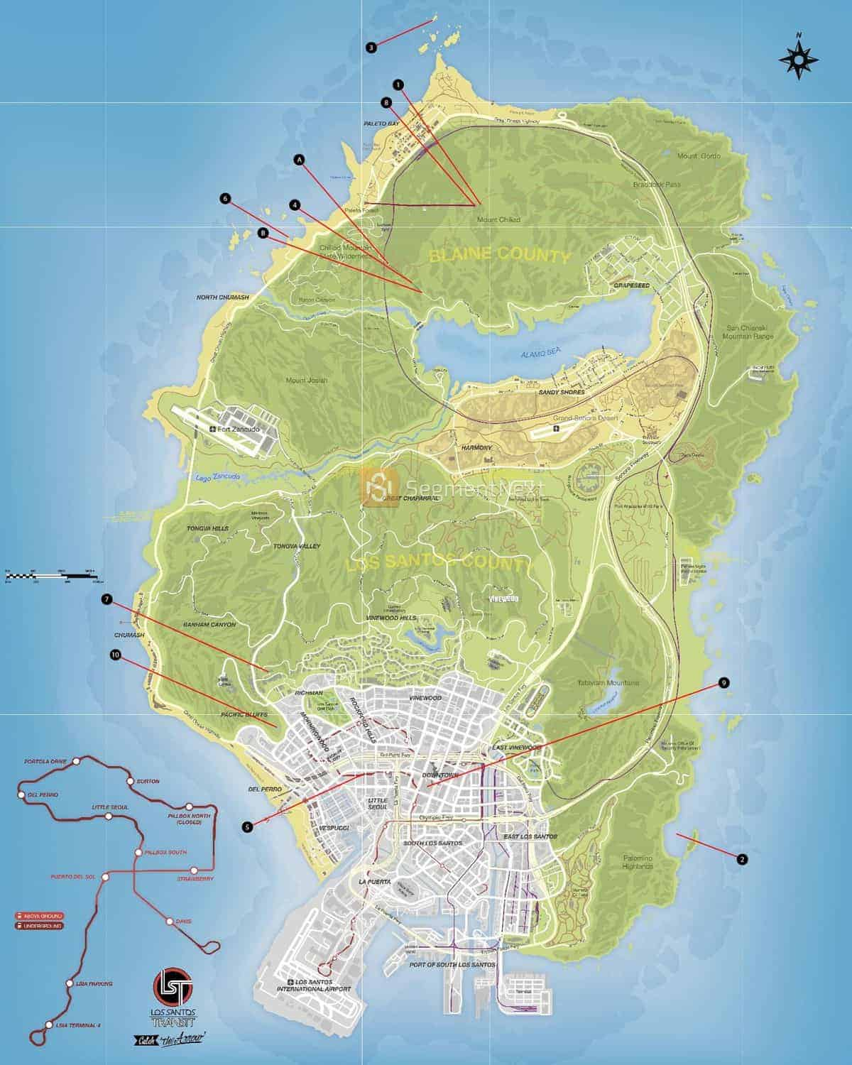 GTA 5 Epsilon Tracts Locations 'Kifflom' Guide - Unlock Complete Set