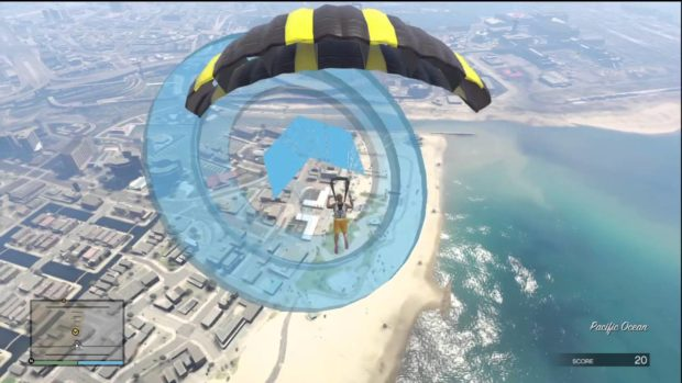 Gta 5 Parachute Missions Parachuting In Gta 5 Made Easy