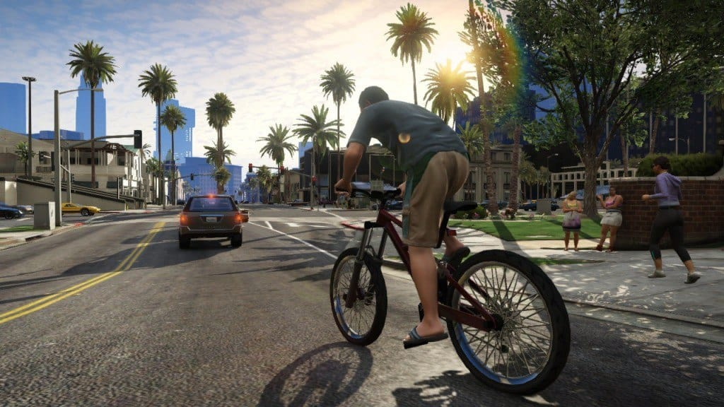 GTA V Episodic Series by Machinima Brings Back a Different Micheal