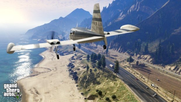 GTA 5 Aerial Challenges Guide – Under the Bridge, Knife Flights and Stunt Jumps