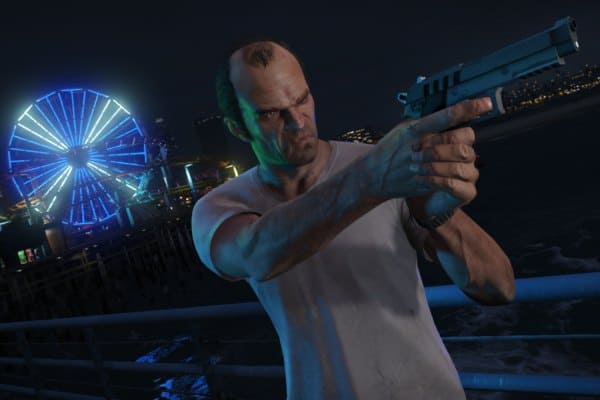Intel Expects GTA V to Release on PC Soon