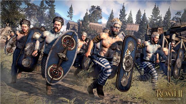 Total War Rome 2 Iceni Units Composition Tips and Strategy Guide