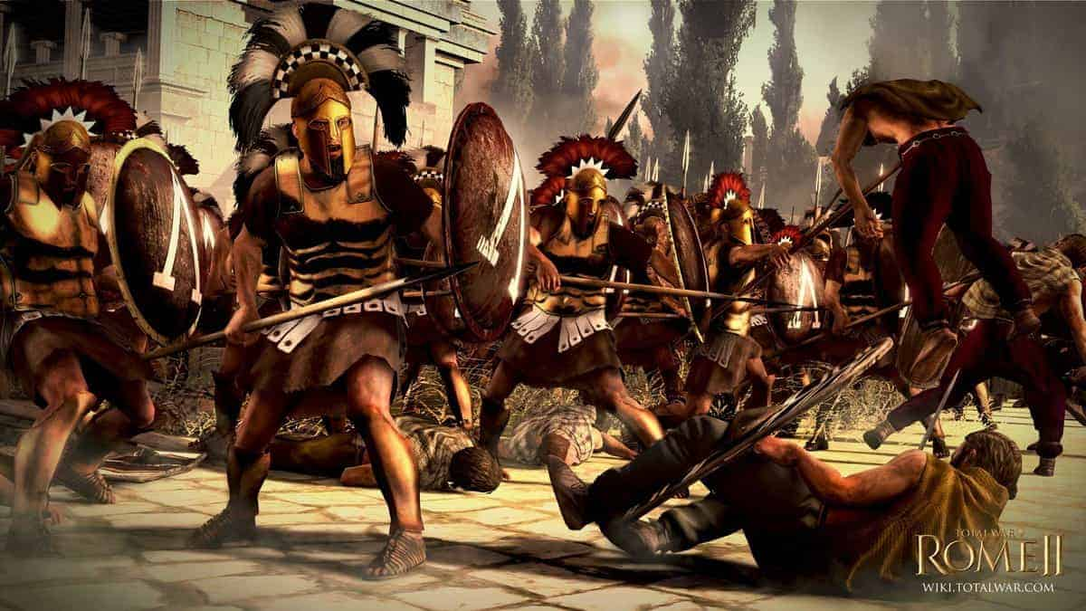 Total War Rome 2 Sparta Units Composition Tips and Strategy Guide