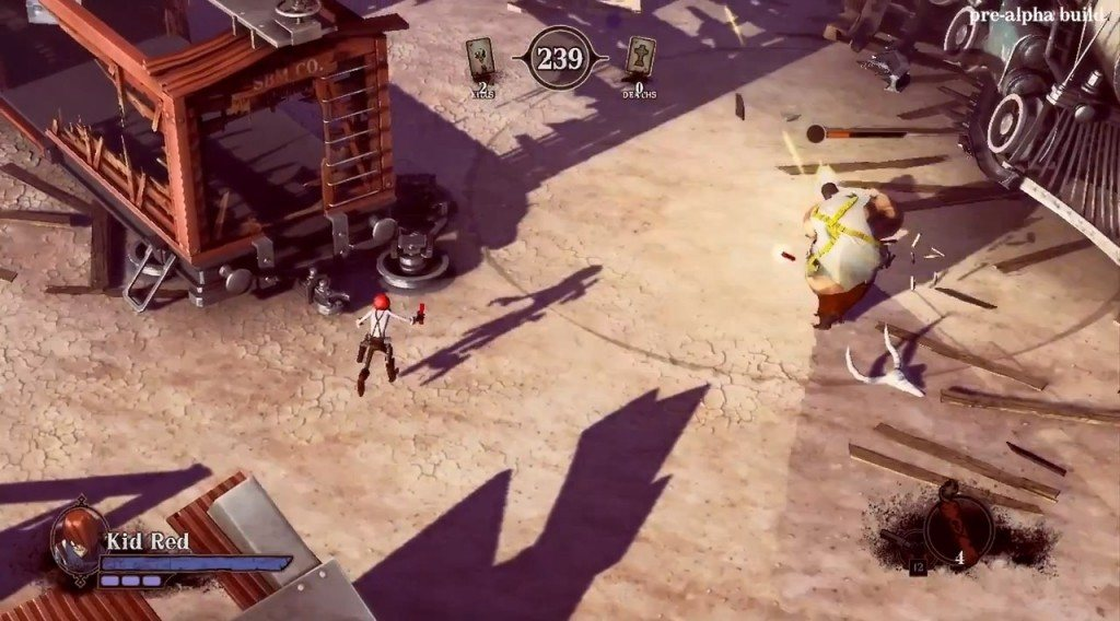 Secret Ponchos Launches Free On PS4 Playstation Plus Next Month