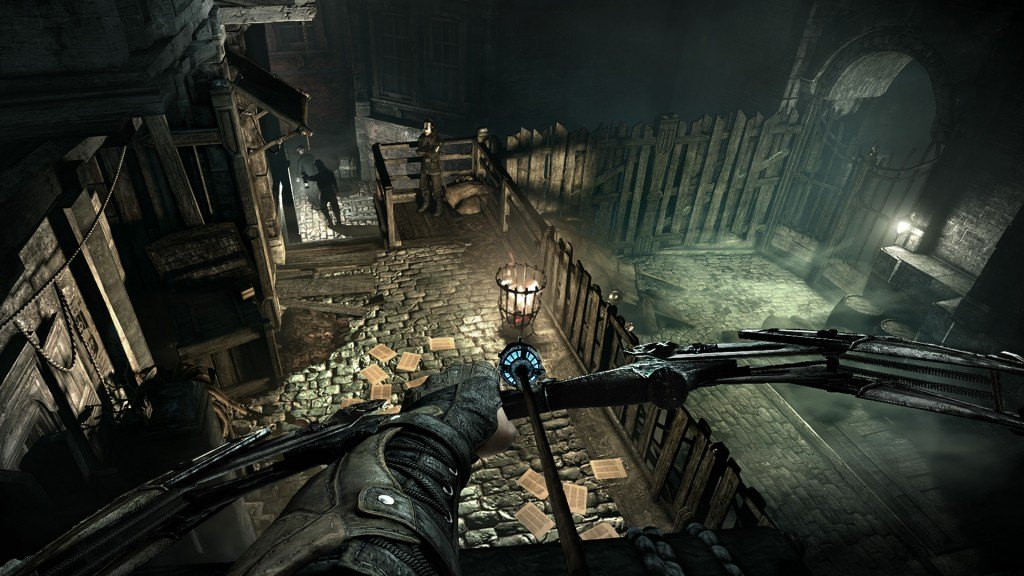 Nixxes Implementing Mantle Inside Unreal Engine 3 for Thief PC Release