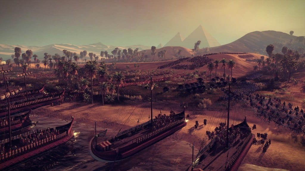 Total War: Rome II Gets a Free Update Along Daughters of Mars DLC