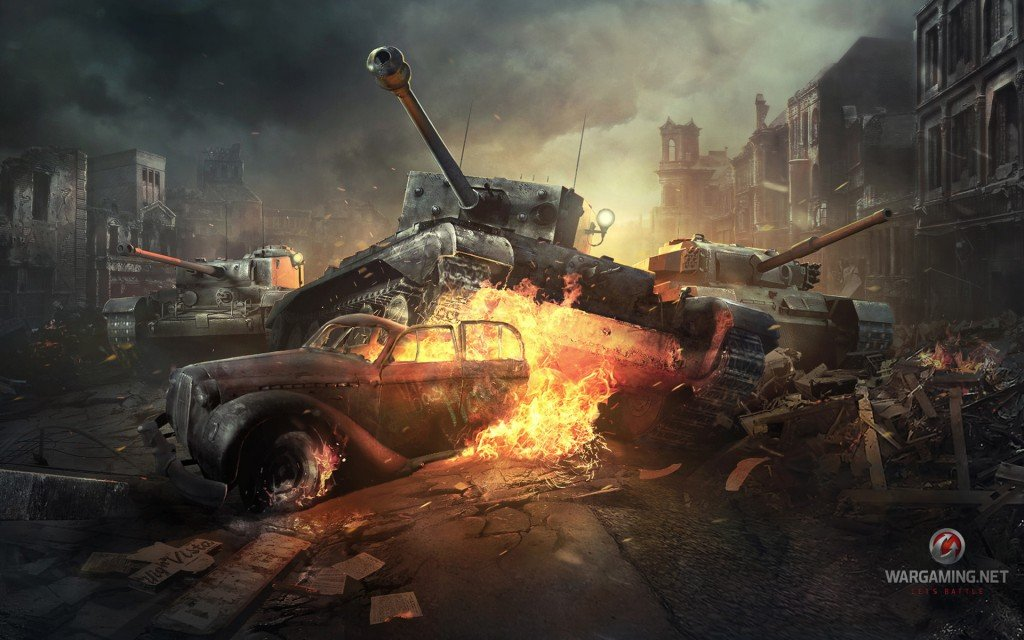World of Tanks Xbox 360 Edition Brings King of the Jungle & Heavy Metal Bundles
