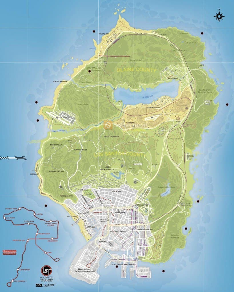 hidden map gta locations packages weapons guide maps additional segmentnext game location money briefcase collectibles shipwreck