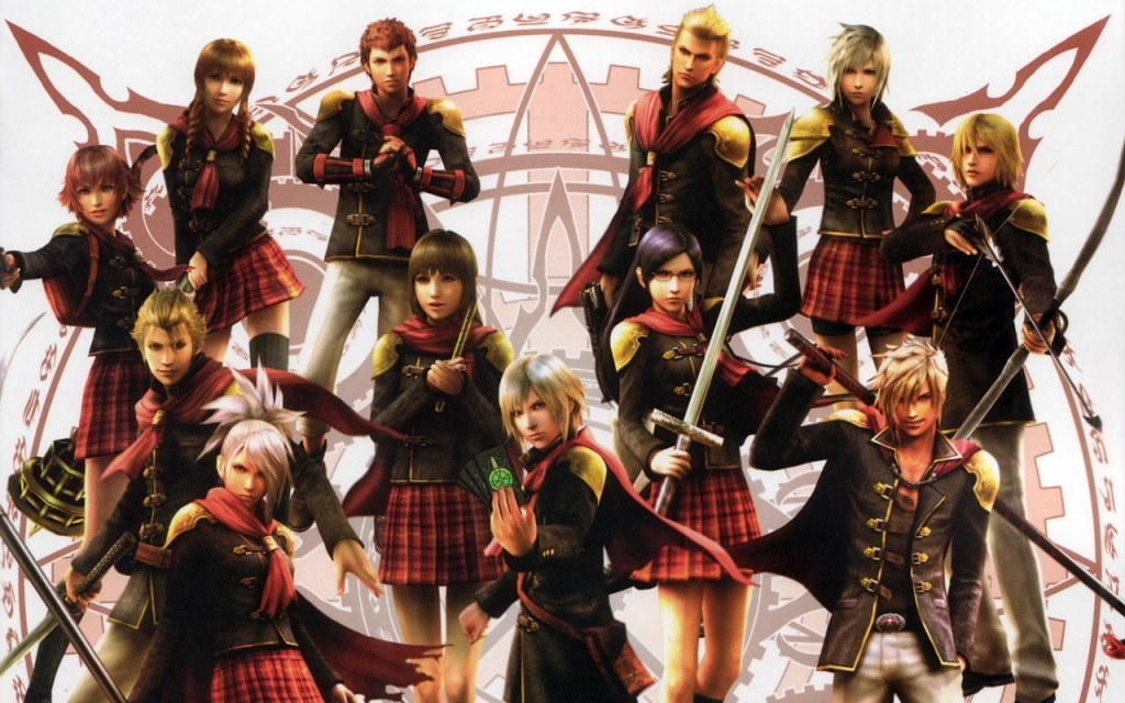 Square Enix France Teases Final Fantasy Type-0 Based Announcement for E3