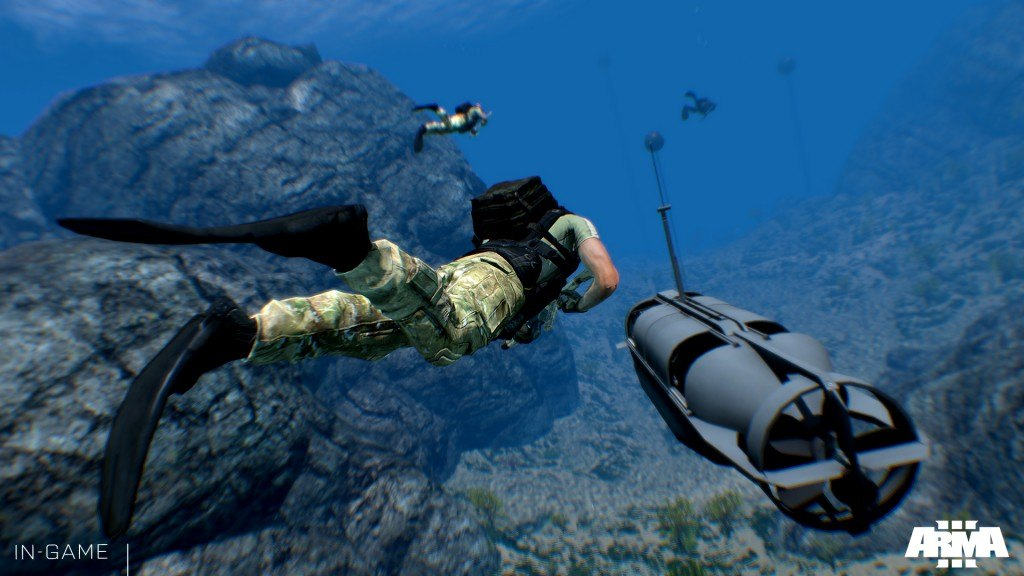 Bohemia Will Not Port Arma 3 Over to Consoles
