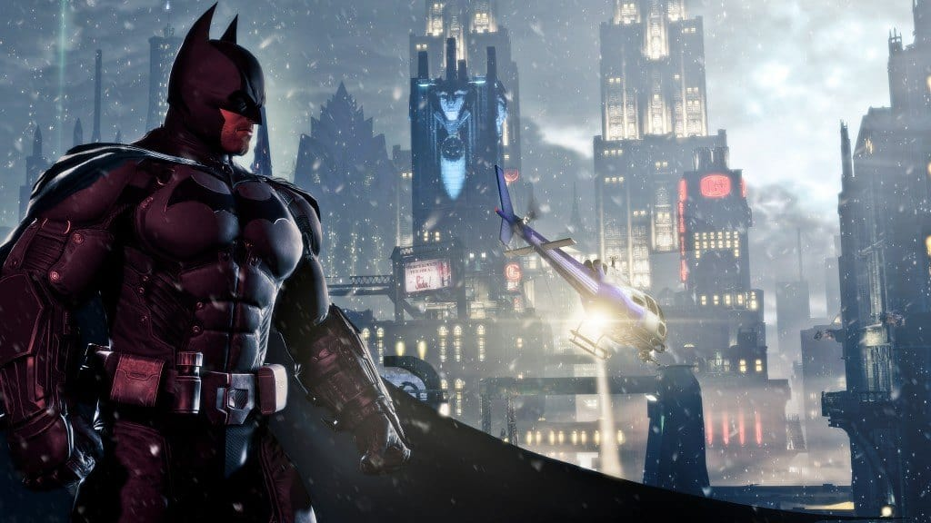 Batman: Arkham Origins' Deformable Snow Technology Could be Used on Other Elements