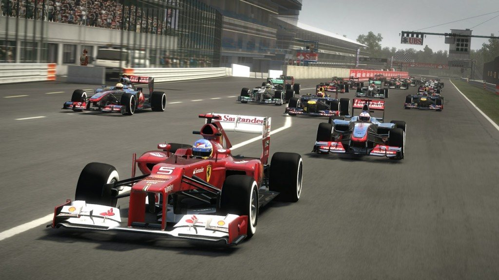 Codemasters' F1 Challenge Now Available For iOS