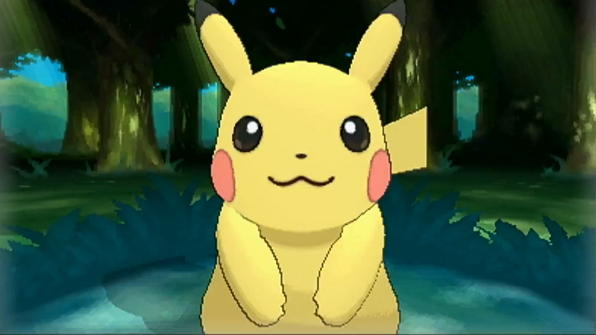 Pokemon X and Y – How to Catch Pikachu