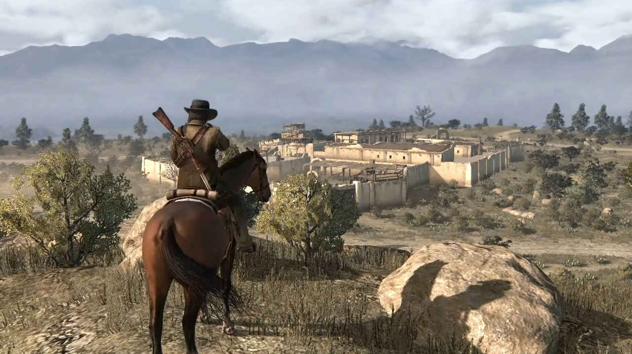 Red Dead Redemption 2 to Focus on Co-op; Coming to PS4, Xbox One?