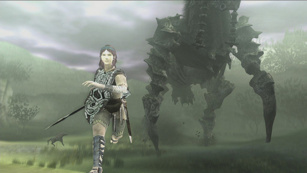 Shadow of the Colossus HD Added This Week to Instant Game Collection