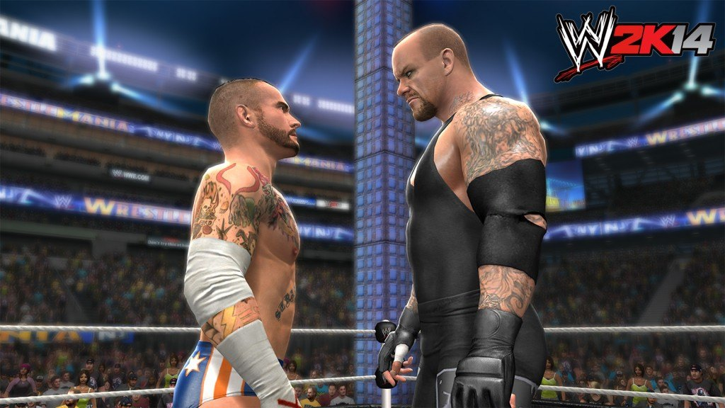 WWE 2K14: New Mode Allows You to End The Undertaker's Undefeated Streak