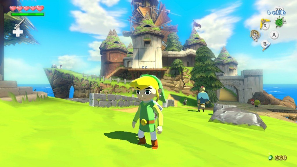 Wii U Sales Skyrocketing Thanks to Zelda: Wind Waker HD
