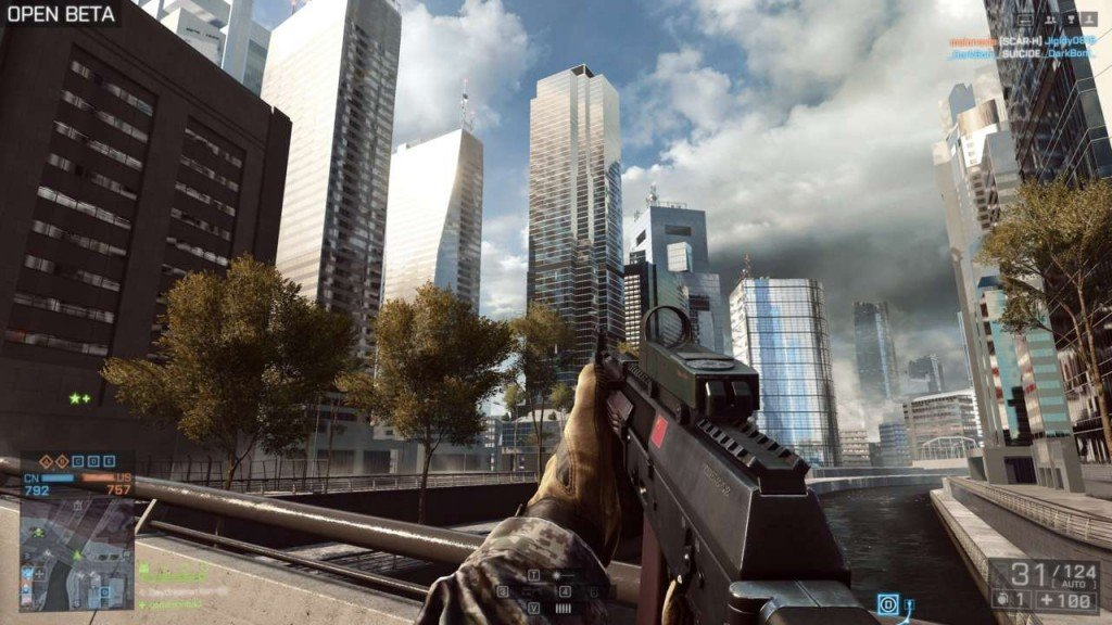 Battlefield 4: January Update to Include Gameplay Balances