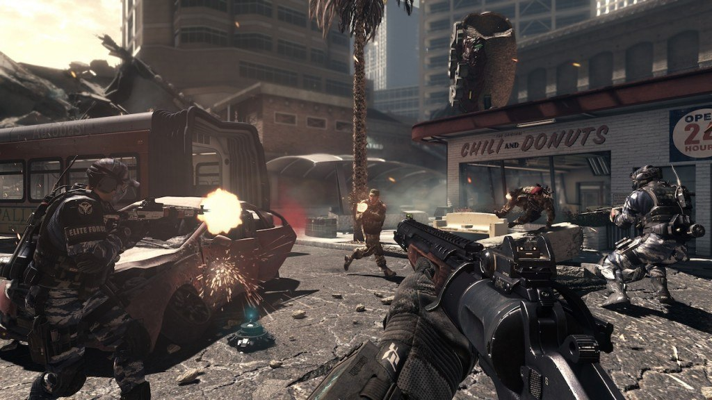Call of Duty: Ghosts Amazon Discount Coupons Sent to All Xbox One Owners