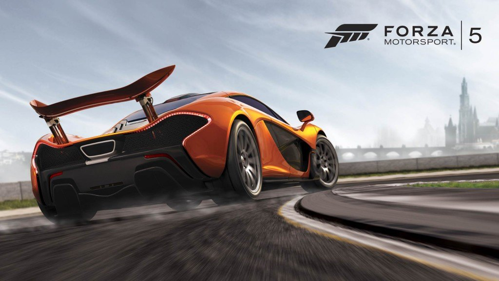 Xbox One Forza 5 Bundle Coming to US Next Week