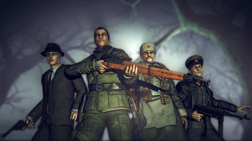 Sniper Elite: Nazi Zombie Army 2 Coming out on Halloween