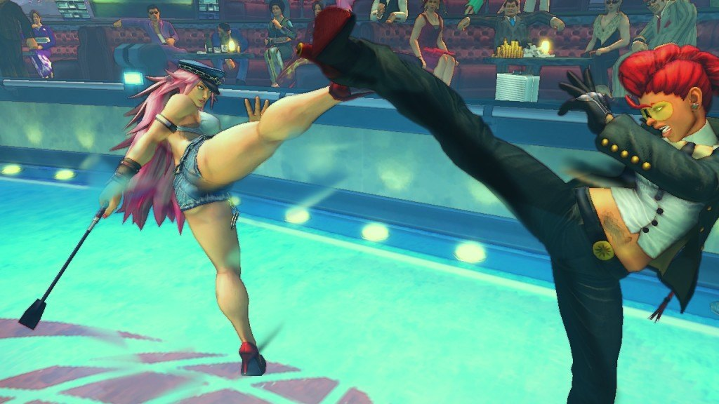 PC Mod for Super Street Fighter IV Implements 'ULTRA' Changes