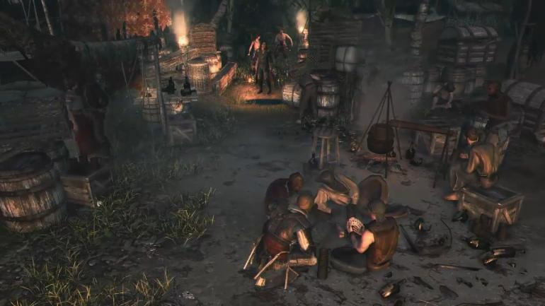 Assassin's Creed 4 Black Flag Hideout