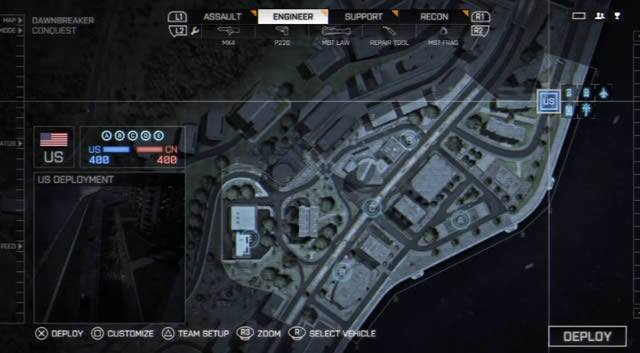 Battlefield 4 Dawnbreaker Map Tips and Strategy Guide