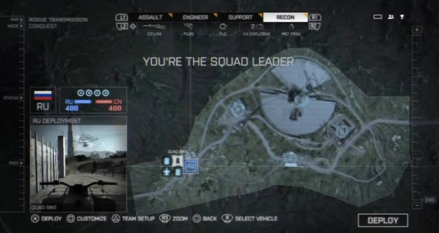 Battlefield 4 Rogue Transmission Map Tips and Strategy Guide