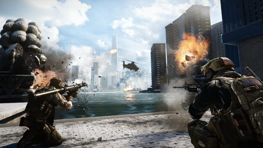 Battlefield 4: Latest Update Hits Xbox One Today