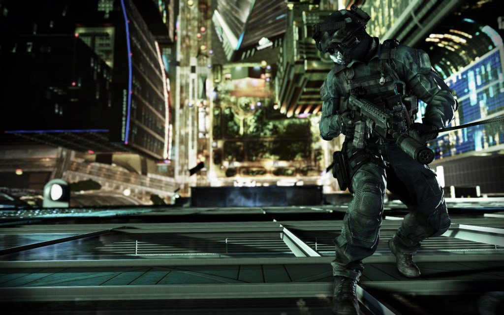 Call of Duty: Ghosts High Res Texture Installation takes 15 to 30 Minutes