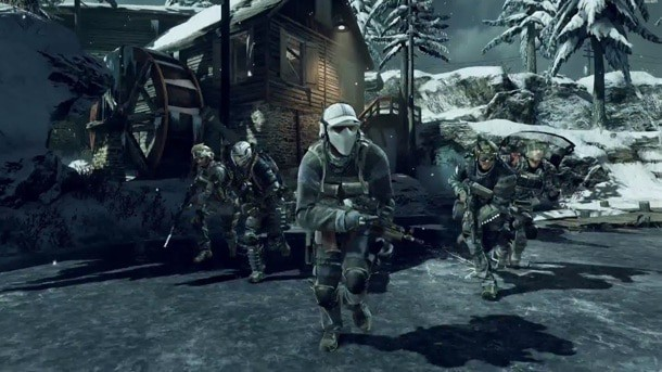 Call of Duty Ghosts Safeguard Mode Strategy Guide
