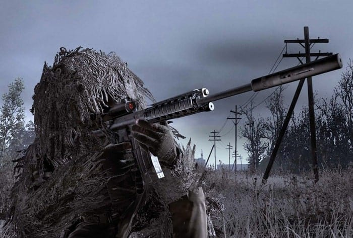 Call of Duty: Ghosts – How to Unlock Ghillie Suits