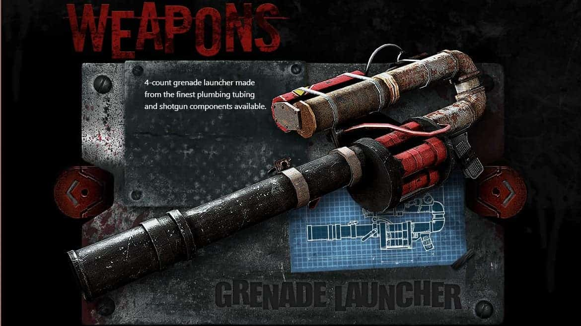 Dead rising 3 combo weapons and blueprints locations guide segmentnext malvernweather Choice Image