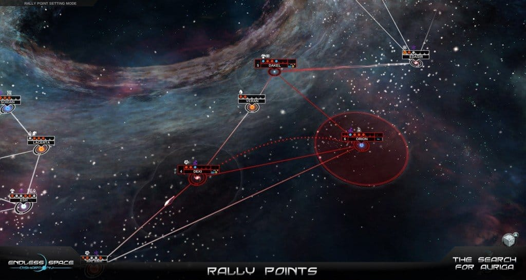 Endless Space Adds The Search for Auriga For Free