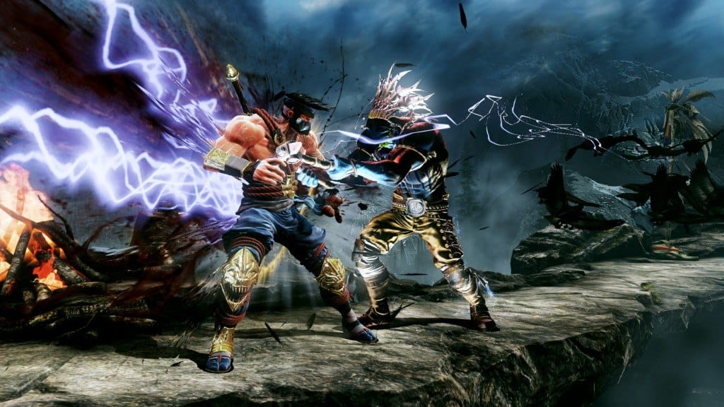 Killer Instinct Fight