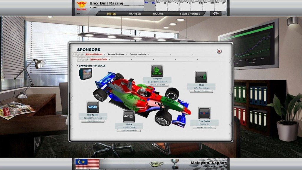 Racing Manager 2014 Coming Out on Steam This December