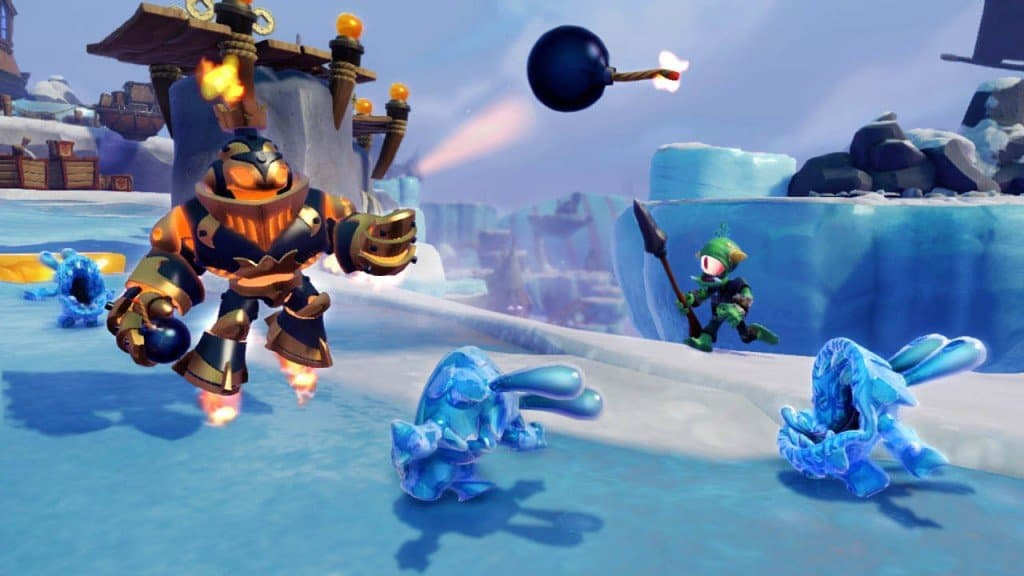 Skylanders Swap Force #2