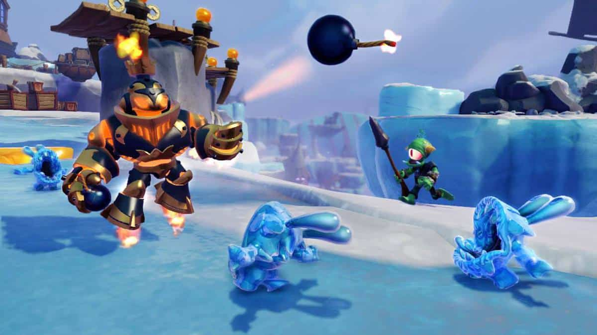 Skylanders Swap Force Launches Today for PS4 and Xbox One