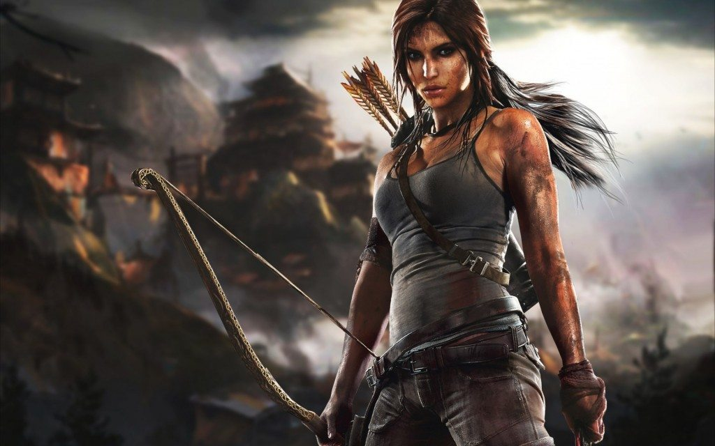 Tomb Raider ps4 xbox one