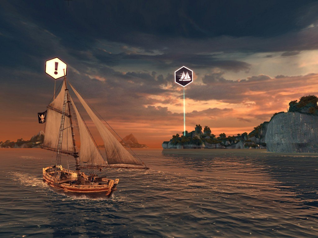 Assassin's Creed Pirates to Take Naval Battles to Android and iOS This December
