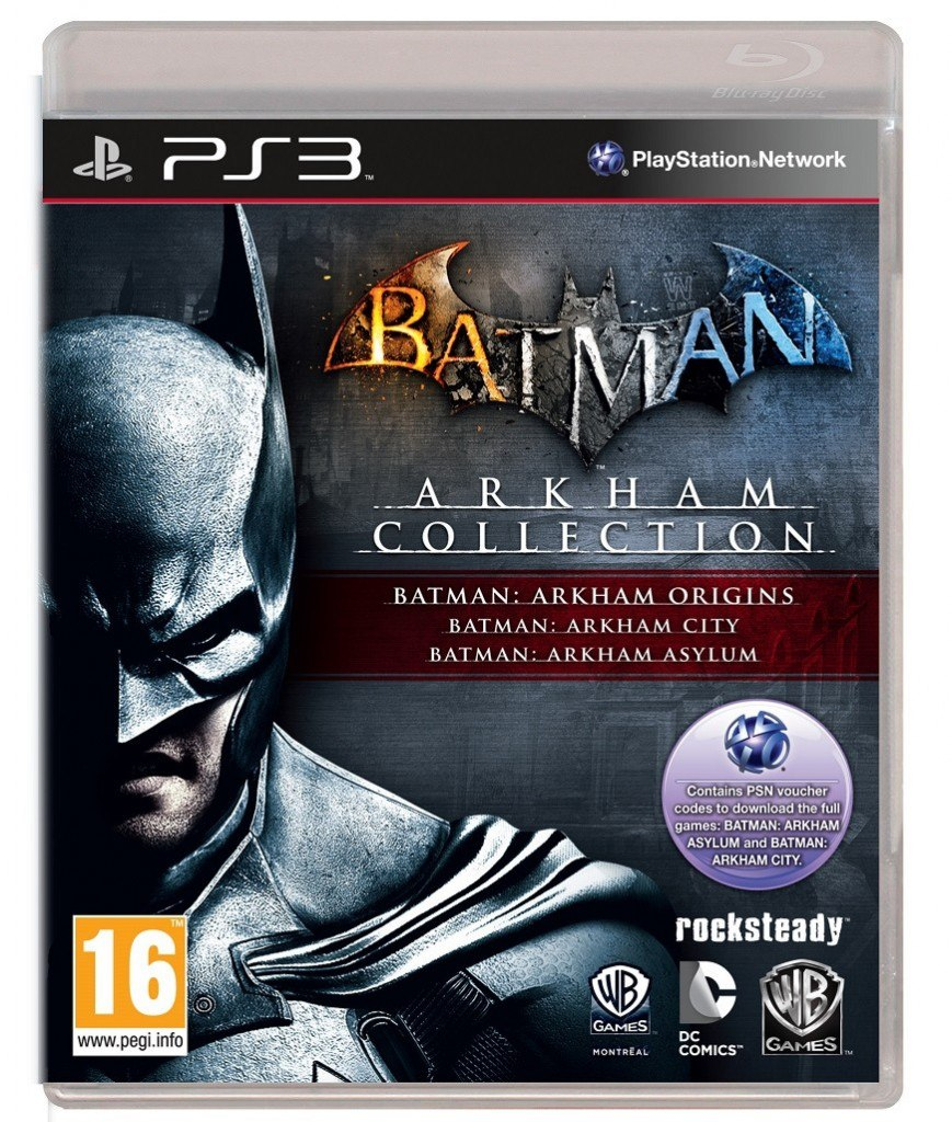 Batman: Arkham Collection to Arrive Next Week