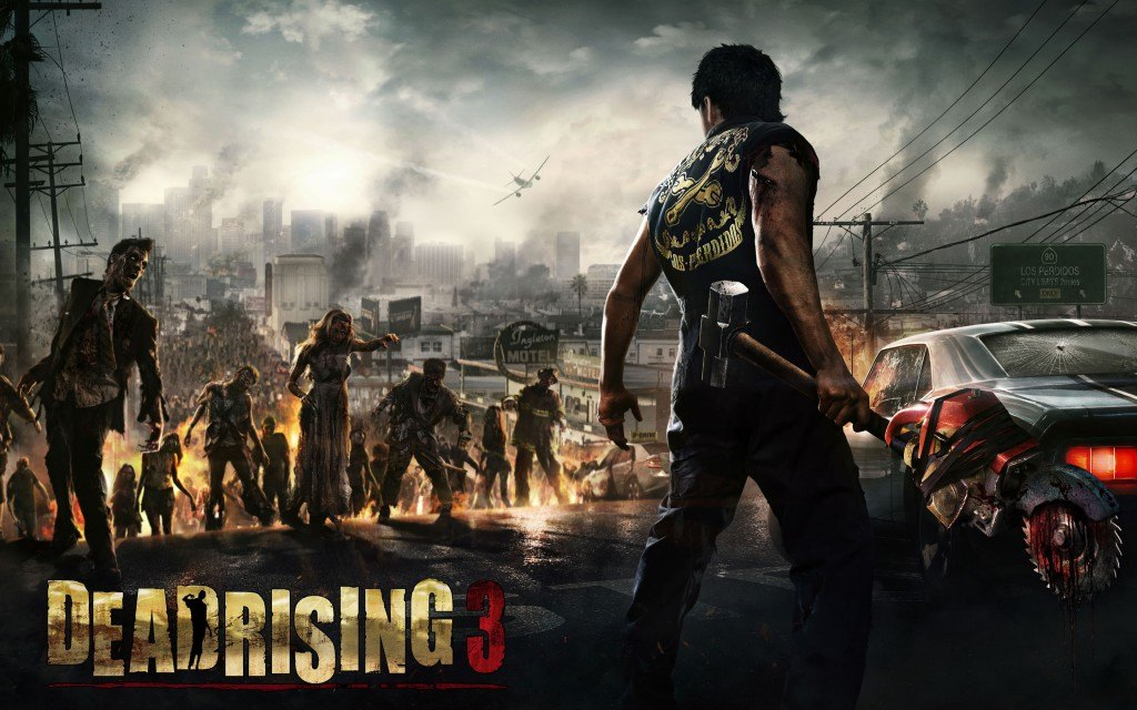 Dead Rising 3 Will Let NPCs Call You in Real Life Via SmartGlass App