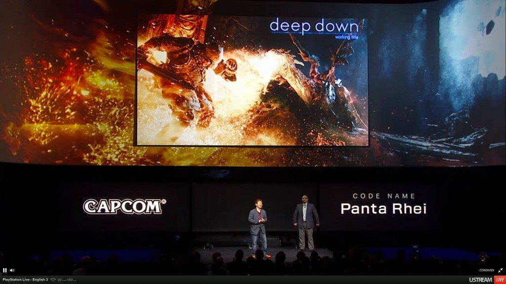Deep Down Might Only Get Released in Japan First