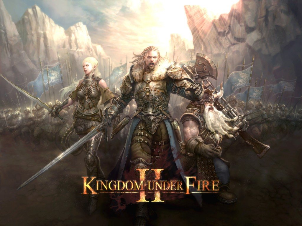 Kingdom Under Fire 2 Resurfaces, Also Coming to PS4