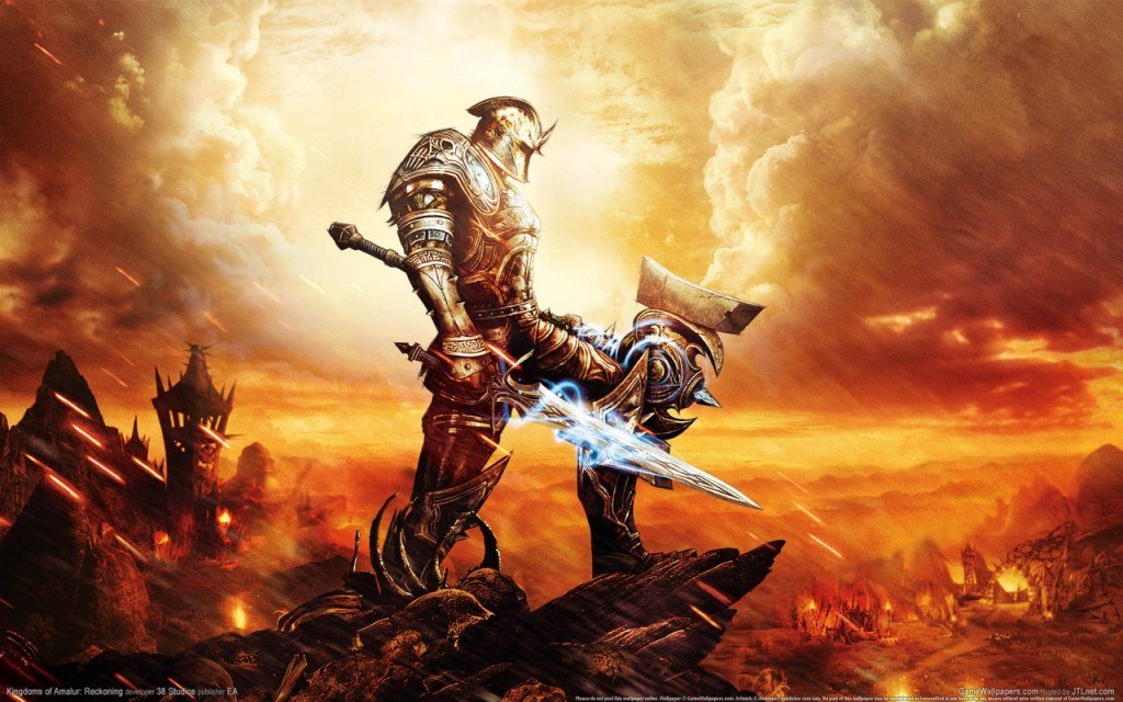 Kingdoms of Amalur Auction moved to December
