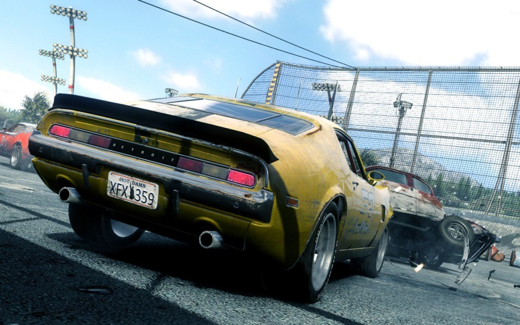 Next Car Game's Kickstarter Campaign Terminated, Developer to Focus on Pre-Orders